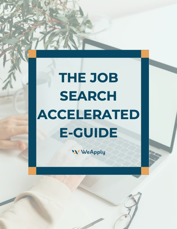 The Job Search Accelerated E-Guide