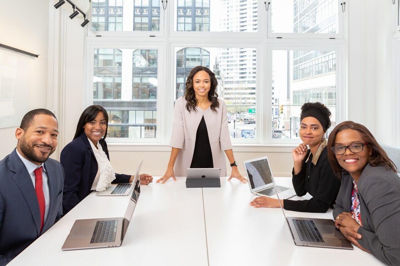Create a visibility niche at work